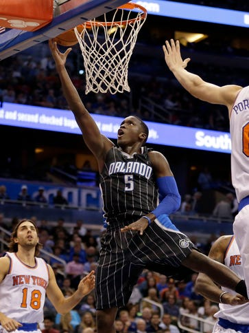 Victor Oladipo scored a team-high 24 points off the