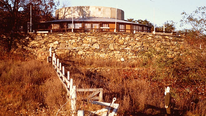 (Wild) Goose Chase Museum in 1968.