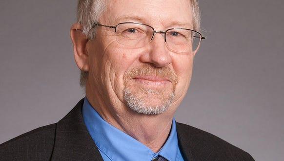 Iowa farmer John Heisdorffer became the 2018 president