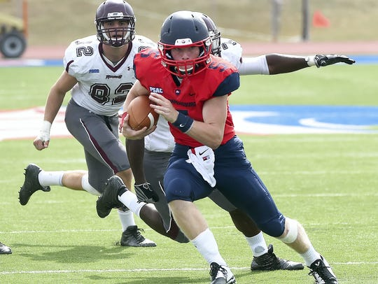 Shippensburg's Ryan Zapoticky returns for his junior