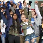 March for Our Lives participants: 'We're the future. We're the change'