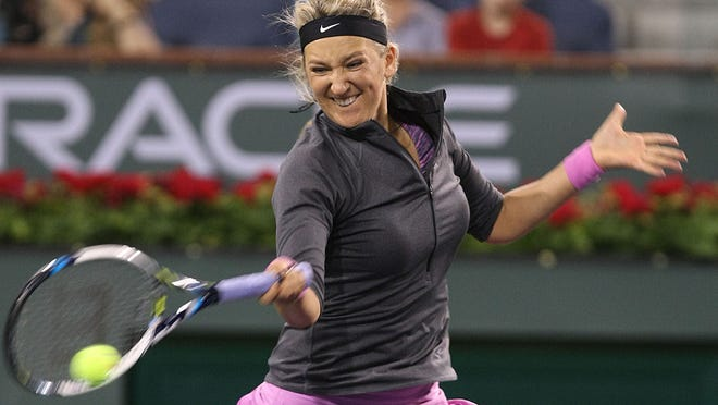 Victoria Azarenka has played well in her return after an injury-riddled 2014.