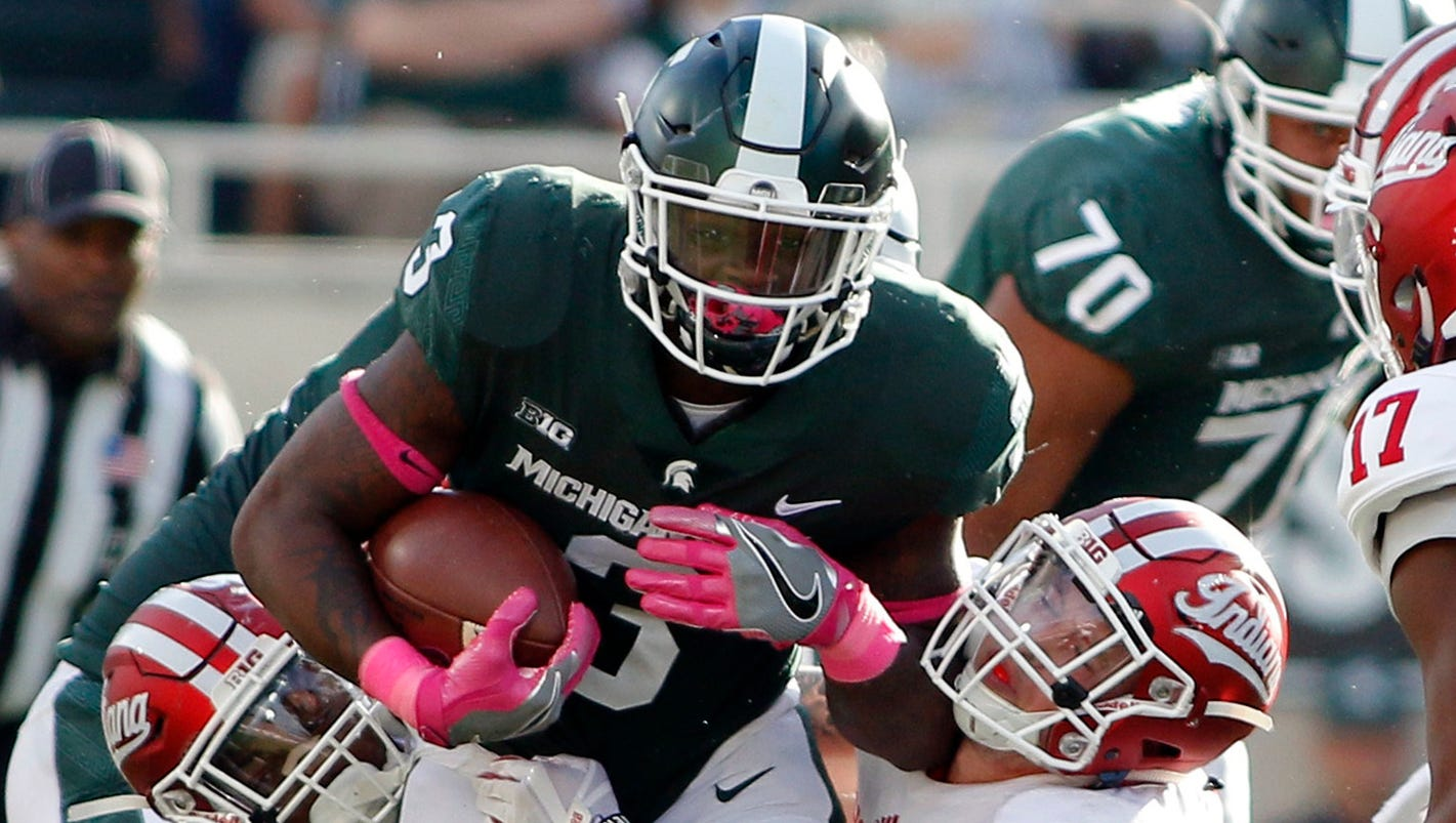 Michigan State continues feel-good start by surviving Indiana, 17-9