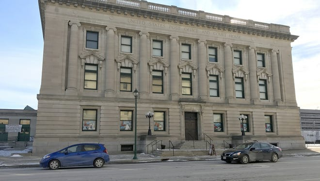The City of Elmira sold the former Federal Building to a pair of developers who have already signed several new tenants.