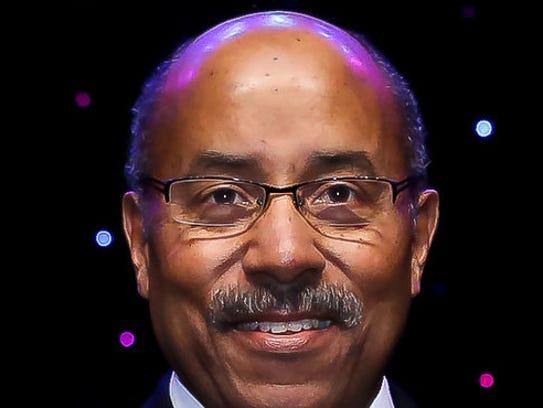 General Motors Vice President Global Design Ed Welburn