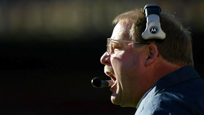The lawsuit alleges that former Green Bay Packers and Seattle Seahawks coach Mike Holmgren was among NFL coaches who warned players  they would be cut unless they took painkillers and returned to the field.