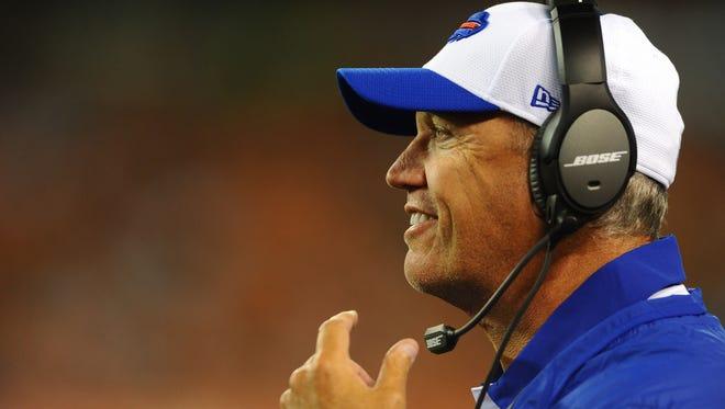 Bills head coach Rex Ryan is trying to pump up fans ahead of Week 1.