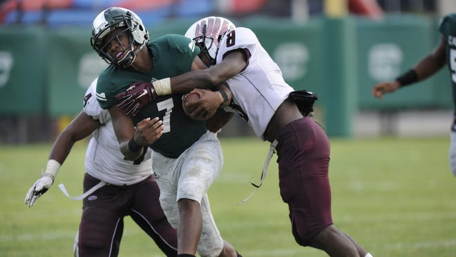 Rodney Hall and Cass Tech face rival Detroit King on Saturday.