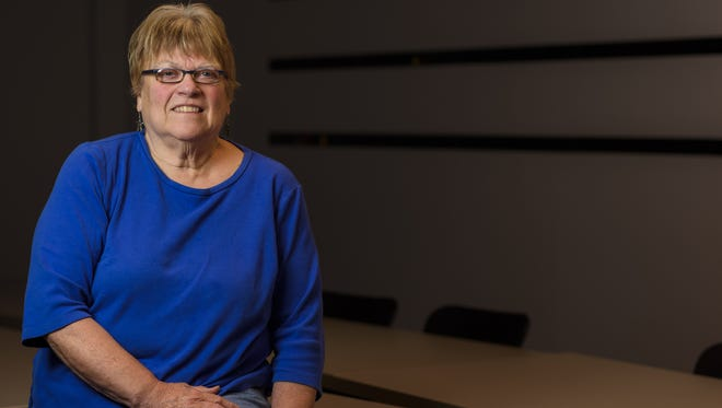Neenah's Sandra Sweney retired from a career in corrections and now helps people trying to recover from legal troubles by volunteering through Circles of Support.