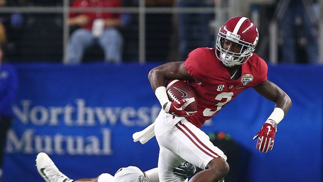 8. Chicago Bears: WR Calvin Ridley, Alabama — You can't name a current Bears receiver and neither can I.