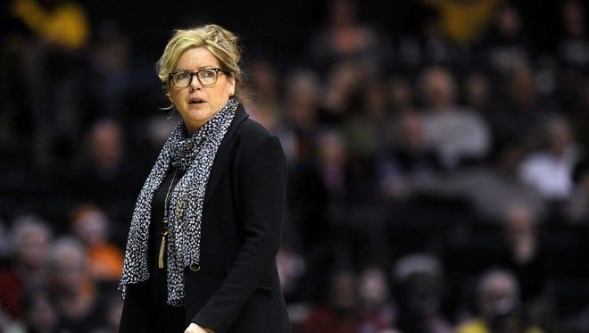 Andrew Nelles / Tennessean Melanie Balcomb is the winningest coach in Vanderbilt women?s basketball history with 310 victories. Melanie Balcomb's Vanderbilt women's basketball team has lost five consecutive games.