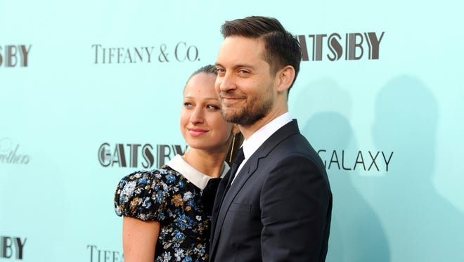 Tobey Maguire and Jennifer Meyer have split after nine years of marriage.