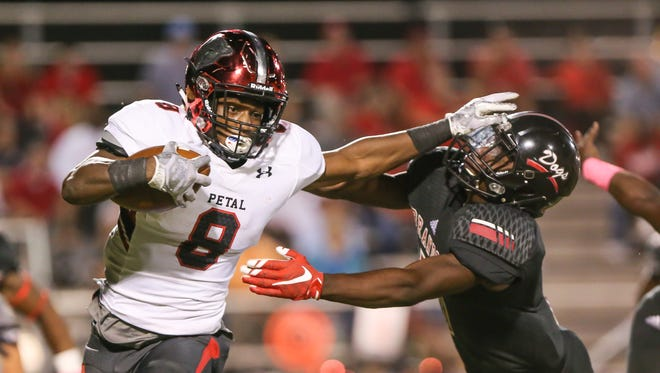 Petal will face Brandon again with a trip to the Class 6A semifinals on the line.