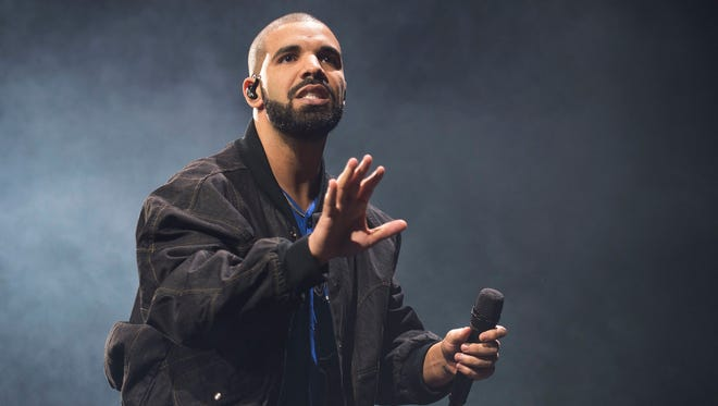 Drake performs in Toronto in 2016.
