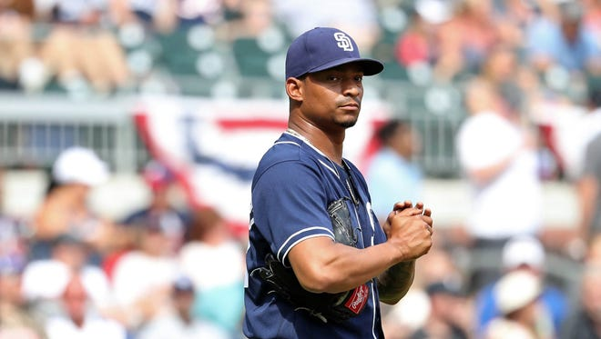 Christian Bethancourt had a 14.73 ERA in 3 2/3 innings in four appearances.