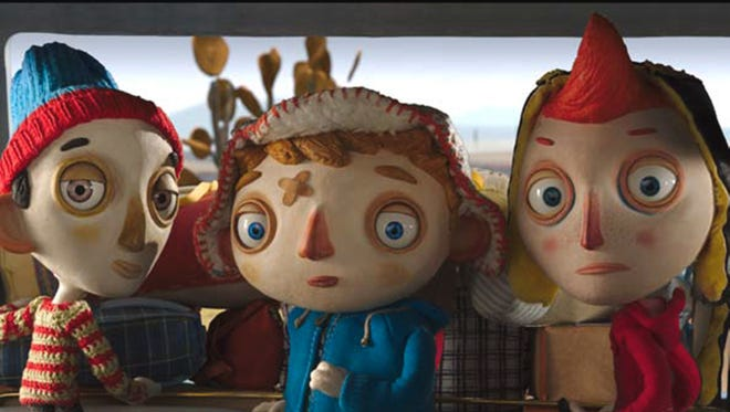 """Navigating through the rocky shoals of childhood is at the heart of the Oscar-nominated """"My Life as a Zucchini."""""""