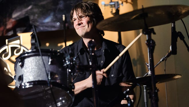 Glenn Kotche will play percussion and answer questions June 12 at Rhythm Discovery Zone.