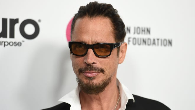 Chris Cornell died on May 18.