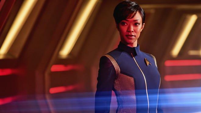 Sonequa Martin-Green, Star Trek: Discovery, CBS All Access