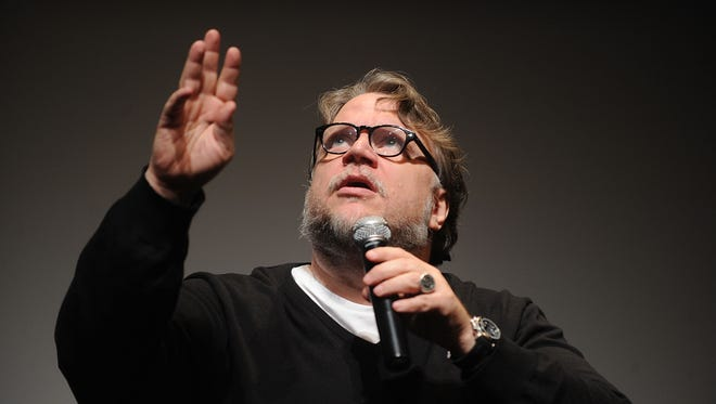 Director Guillermo del  Toro attends the MoMA's Contenders Screening, Sunday, of 'The Shape of Water' at MOMA in New York.