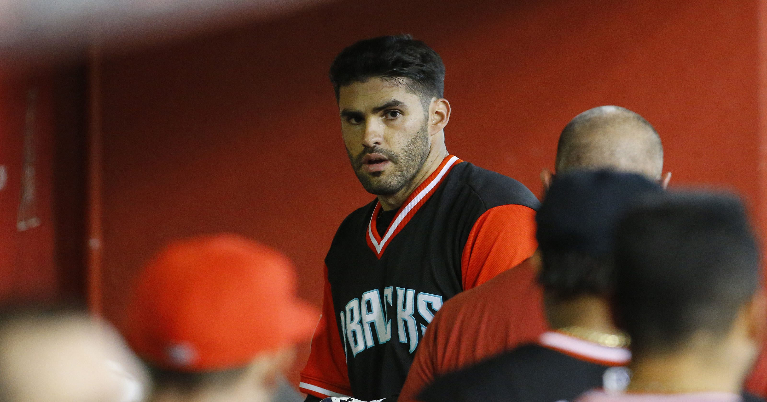 promo code cda66 97a13 J.D. Martinez signs with Red Sox, Dbacks continue offseason ...