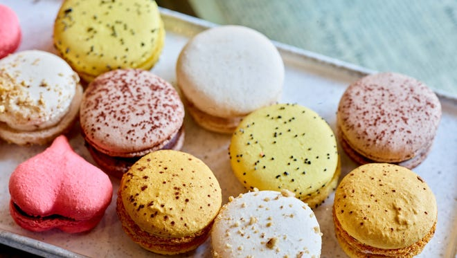 Learn how to make macarons at Frame in Hazel Park