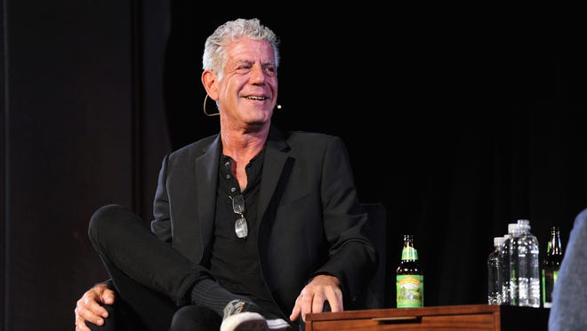 """June 8, 2018: Anthony Bourdain, the outspoken former chef and host of CNN's """"Parts Unknown,"""" has died at age 61, CNN, confirmed Friday morning."""