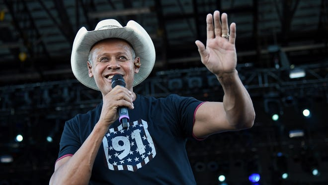 Neal McCoy, who piled up a number of country hits in the 1990s, heads to the Menominee Casino Resort for a date on Feb. 13.