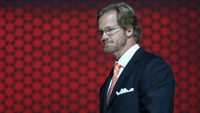 Chris Pronger is joining the NHL's player safety department.
