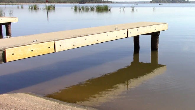 More boat ramps have closed due to low water at Barnett Reservoir.