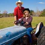 Newlywed wonders if there are weekends on the ranch