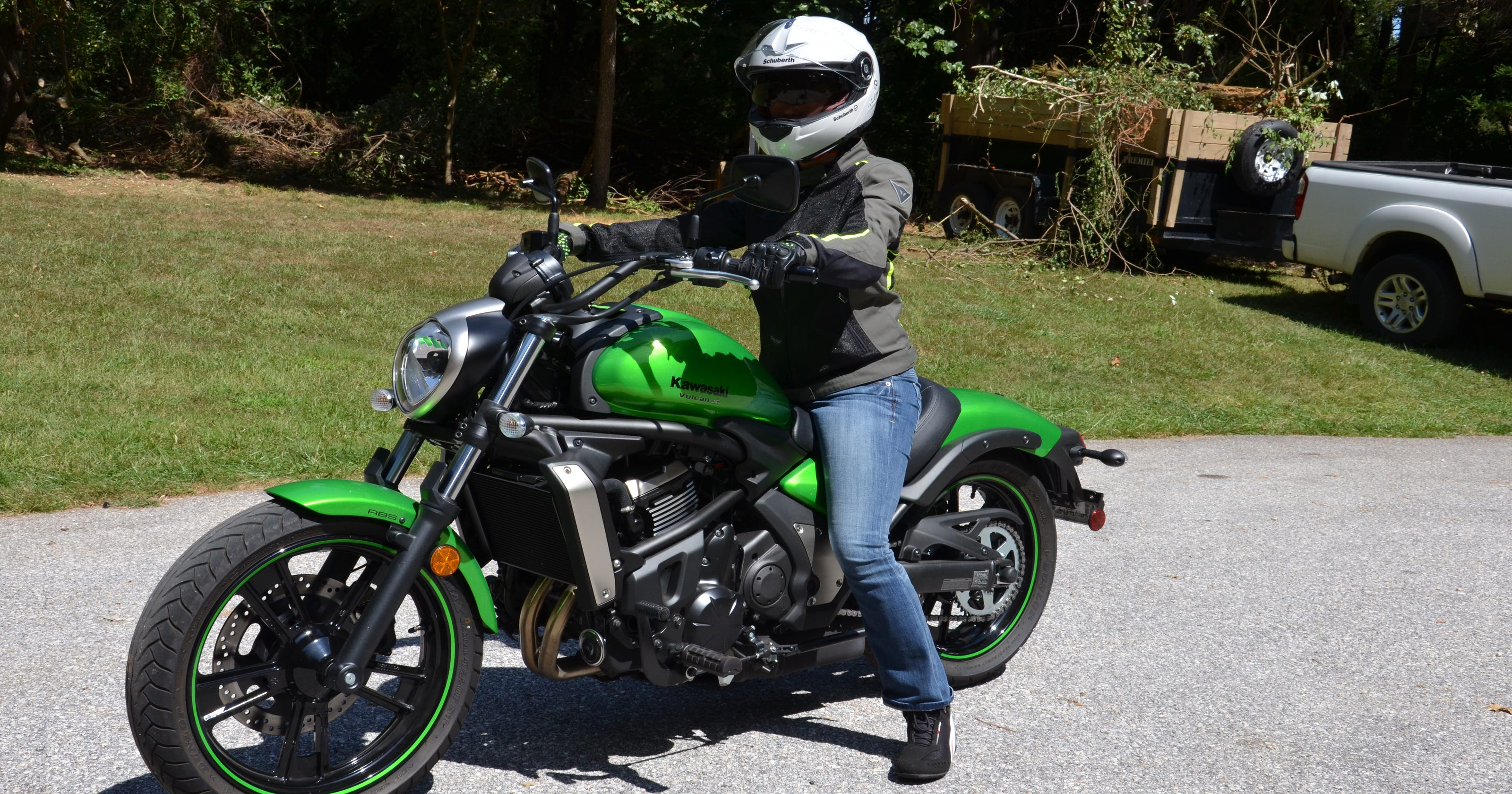 Kawasaki's Vulcan S says one size doesn't fit all