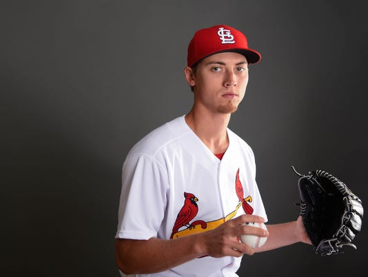 MLB: St. Louis Cardinals-Media Day