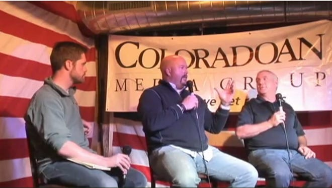 Former CSU defensive end Sean Moran joined RAMpage Live this week at The Boot Grill.