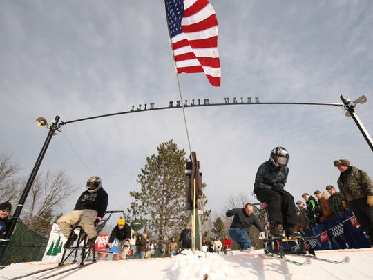 Fight Cabin Fever At These Winter Festivals In Wisconsin