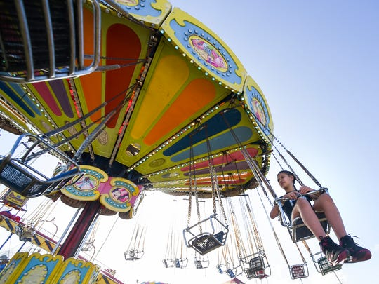The 54th annual St. Lucie County Fair kicks off this weekend and lasts through March 3 at the St. Lucie County Fairgrounds west of Fort Pierce.