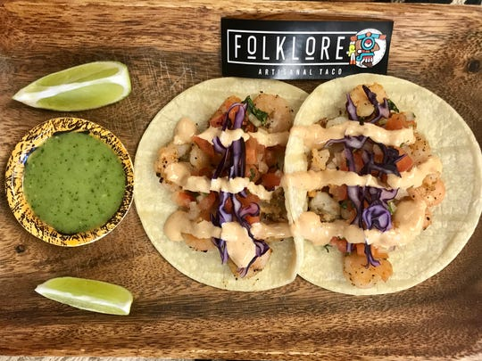 Forelore Mexican restaurant in West Orange has a slew of tacos