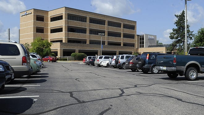 The east parking lot at Riverview Medical Center will no longer be the site of the new South Wood County YMCA.