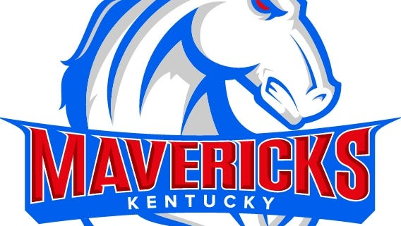 Kentucky Mavericks logo.