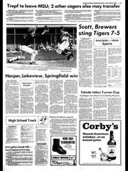This Week in BC Sports History - May 7, 1975