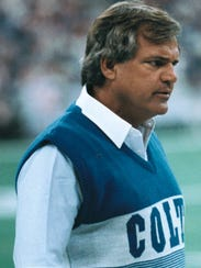 Ron Meyer compiled a 36-35 record while coaching the