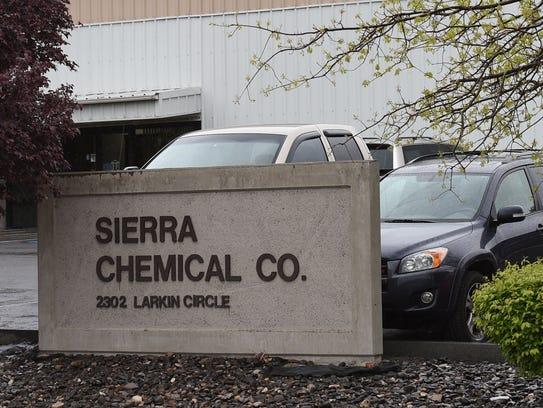 Sierra Chemical Company