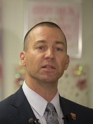 Arizona Department of Child Safety Director Greg McKay.