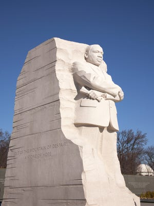 Martin Luther King, Jr Memorial