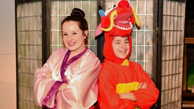 "Catch a matinee performance of Disney's ""Mulan Jr."" Sunday at the Wichita Theatre,"
