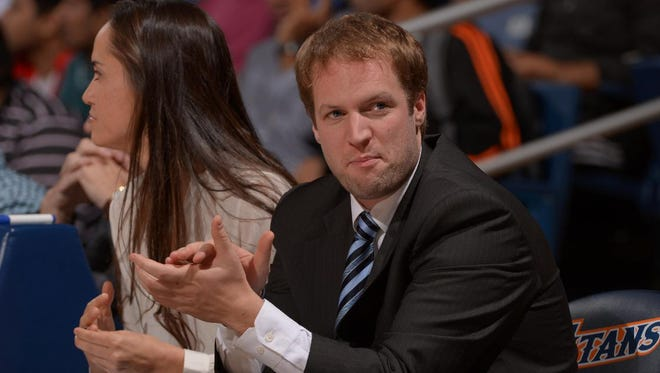 Northern Iowa announced Tuesday the hiring of assistant coach Steven Fennelly, the youngest son of Iowa State women's basketball coach Bill Fennelly. Steven Fennelly joins the Panthers after spending one season as an Idaho assistant. He was also a graduate assistant with the Cyclones from 2011-13 before joining the Cal State-Fullerton staff.