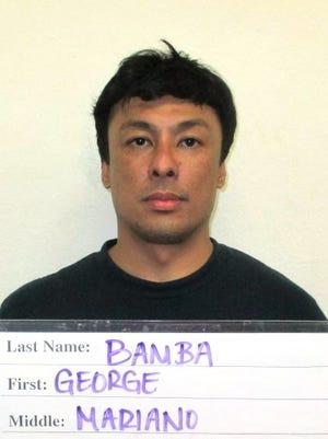 George Mariano Bamba