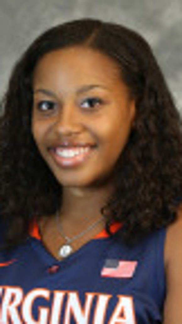 Former RV standout Lauren Moses fits in at UVA