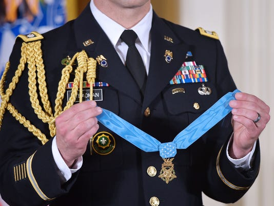 US-POLITICS-MEDAL OF HONOR