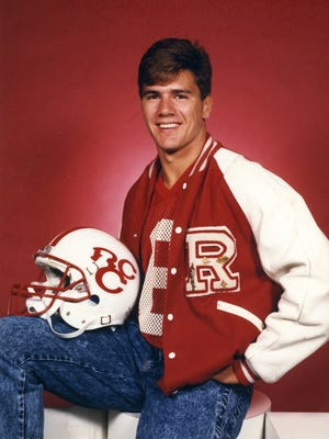 Adam Vinatieri was a multi-sport standout at Rapid City Central and later kicked at SDSU.